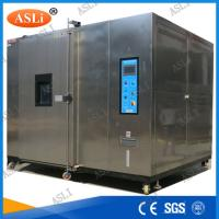 Wholesale 40 Deg C & 75%R.H. Drug Study Walk In Stability Chamber , Climate Chambers from china suppliers
