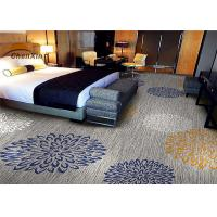Wholesale Wear Resistant Cut Pile Carpet tiles Moisture Proof 1864g / sqm With CRI Certificatied from china suppliers