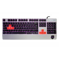 Wholesale Cool Gaming Office Keyboard With Adjustable Backlit And Multimedia Function 104 keys from china suppliers
