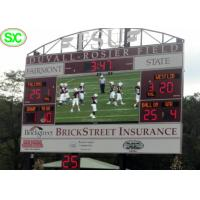 Wholesale P6 Outdoor Electronic Stadium LED Display Scoreboard Large LED Screen from china suppliers