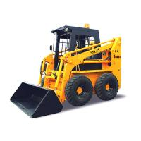Wholesale 700kg loading capacity mini skid steer loader with attachments from china suppliers