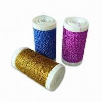 Wholesale Zigzag Wire on Spools, with Buillon Wire Effect and 0.30mm Diameter from china suppliers