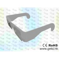 Wholesale Imax Cinema Paper framed Linear polarized 3D glasses from china suppliers