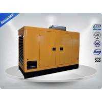 Quality AC Industrial Container Generator Set Silent Rainproof 1500 R / Min Rotation Speed for sale
