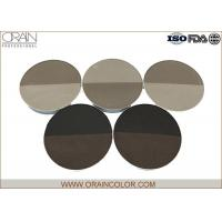 Wholesale Round Assorted Two Color Baked Makeup Eyebrow Powder For Black Hair from china suppliers