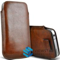 PU Leather Pull Tab Pouch Case For Samsung S6 EDGE / A8 / Note 5
