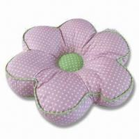 Wholesale Flower-shaped Cushion, Suitable for Decoration, Various Designs and Sizes are Available from china suppliers