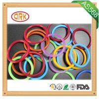 Wholesale Colored Waterproof EPDM Hydraulic O Ring Seal For Auto Cooler , 30-90 Shore Hardness from china suppliers