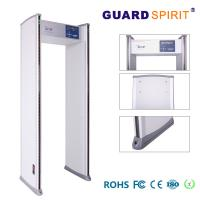 Wholesale Multi Zones Colleges Archway Metal Detector Security 255 Level Visual Alarms from china suppliers