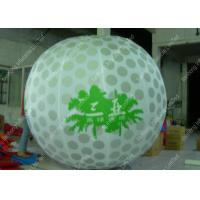 Wholesale High Strength Outdoor inflatable Helium Advertising Balloons With Logo Printing from china suppliers