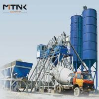 Wholesale HZS50 Bucket Hoist Concrete Mixing Plant from china suppliers