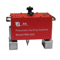 Wholesale 300W Portable Dot Peen Marking Machine For Circular Surface Marking from china suppliers