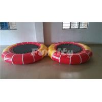 Wholesale Inflatable Water Trampoline 0.9mm PVC Tarpaulin for Swimming Pool Use from china suppliers