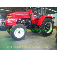Wholesale OEM 4X4 Four Wheel Drive Tractors 17.5 Kn  Wheel Drive Trucks 70HP Option  With XINCHAI Brand Engine from china suppliers