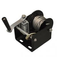 Wholesale 2000Lbs Worm Gear Winch from china suppliers