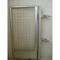 Wholesale Self Closing Metal Ladder Security Gate / Security Entry Gate For Scaffold from china suppliers