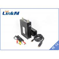 Buy cheap 2KM NLOS UGV AGV COFMD Digital hd wireless video transmitter For Gound To Ground from wholesalers