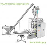Wholesale Automatic powder sachet packing machine,with Auger filler,spiral conveyor,Product conveyor(HOT!!!) from china suppliers