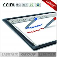 Wholesale Aluminium Frame IR Interactive Whiteboard With Stand For Classroom from china suppliers