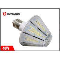Wholesale 40w E26 LED Corn Bulb 6000Lm 6500K Cool White For Post Top Garage Lighting from china suppliers