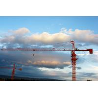Wholesale Steel Mast Section Building Construction Cranes Rentals , Hydraulic Tower Crane Lifting from china suppliers