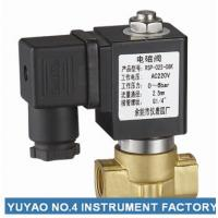 "Wholesale RSP -series 2-way direct acting ( NO ) mini solenoid valve 1/8"" ~ 1/4"" from china suppliers"
