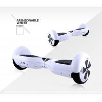Wholesale Electric Two Wheel Self Balancing Scooter Support Bluetooth Music System from china suppliers