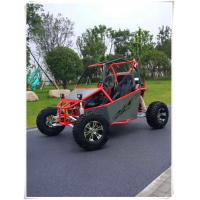 Buy cheap Automatic CVT 300cc 21.46hp Electric Off Road Go Kart 60mile/H With Aluminum Rim from wholesalers