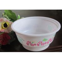 Wholesale White Plastic Disposable Dessert Cups 360ml 12oz 100 Degrees PP from china suppliers