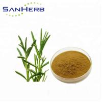 Wholesale No Solvent Residual Rosemary Extract Powder For Antioxidant HPLC Test from china suppliers