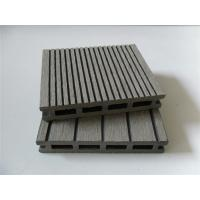 Wholesale Outdoor Wood Plastic Composite Decking, Waterproof WPC Decking Board from china suppliers