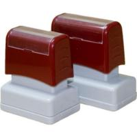 Buy cheap Pre Ink Rubber Flash Stamp from wholesalers