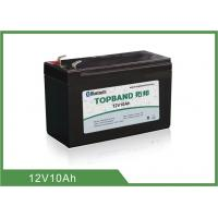Wholesale Deep Cycle Lithium Iron Phosphate Battery Prismatic Type 12 V 10Ah from china suppliers