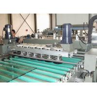 Quality 2500 mm Architecture Glass Cleaning Machine / Glass Processing Machinery for sale