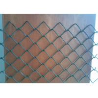 Wholesale HDG chain link fence Hot-sell chain link diamond wire mesh fence from china suppliers