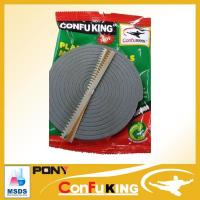 New technical non carbon powder no dirty plant fiber mosquito coil