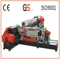 Quality Calcium carbonate filling Master Batch granulator compounding plastic extruder for sale