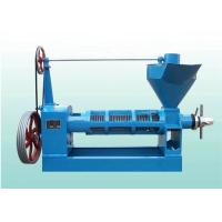 Wholesale high efficiency soybean oil press/sesame seed oil press machine/cold pressed grapeseed oil from china suppliers