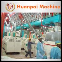 Buy cheap 100t corn flour machine price from wholesalers
