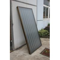 Wholesale Copper Coil Flat Plate Solar Collector , Solar Powered Water Heater For Water Heating from china suppliers