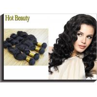 Wholesale Body Wave Virgin Human Hair Extensions Body Wave , Can be Straightened , Dyed from china suppliers