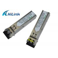 Wholesale CWDM SFP Transceiver Fiber Optic Interface Module Low Power Dissipation 1260 - 1610nm from china suppliers