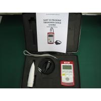 Wholesale Dual Probe Ultrasonic Thickness Gauge SA40EZ Portable , 0.8mm - 225mm Pulse Echo from china suppliers