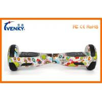 Wholesale Standing Skateboard Two Wheels Self Balance Electric Scooter With LED Light from china suppliers