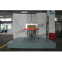 Wholesale ISTA Standard 300kg Payload Packaging Drop Test Machine With Table 120x120x120 cm from china suppliers