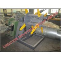 Wholesale Unpowered 3 Tons Steel / Aluminium Strip Roll Decoiler Machine from china suppliers