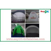 Wholesale Outdoor Oxford Cloth Or PVC  White Camping Inflatable Tents Marquees For Sale from china suppliers