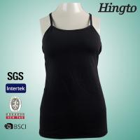 Wholesale Newest Design Sexy Loose Spandex Womens Fitness Wear Tank Top from china suppliers