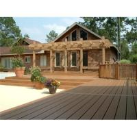 Quality Outdoor Wpc Decking for sale