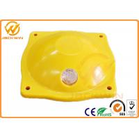 Wholesale Yellow Plastic Height 45cm Reflective Road Studs Cat Eyes Energy Saving from china suppliers